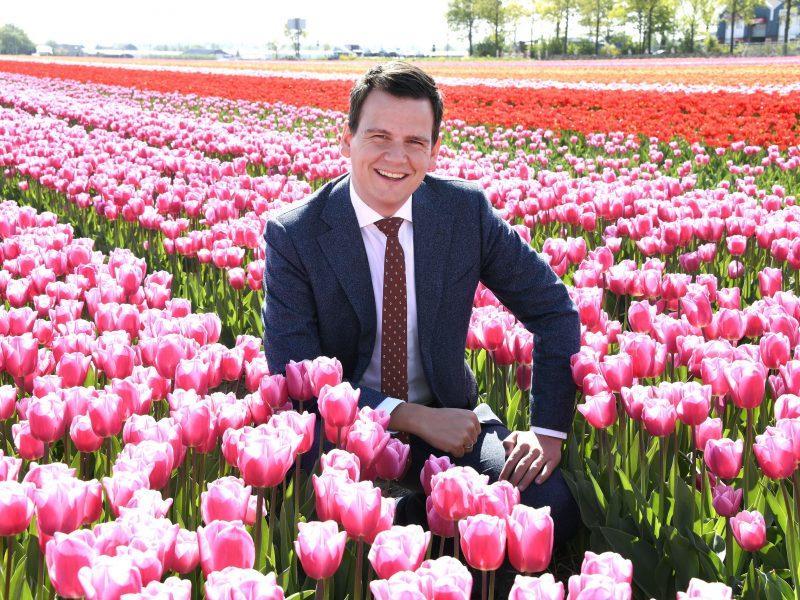 Gerard-Mostert-bestuurslid-Greenport-Duin-en-Bollenstreek